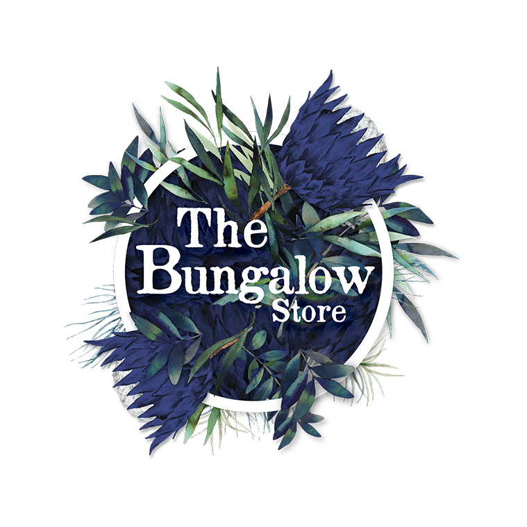 The Bungalow Store - Logo Design - Billie Hardy Creative