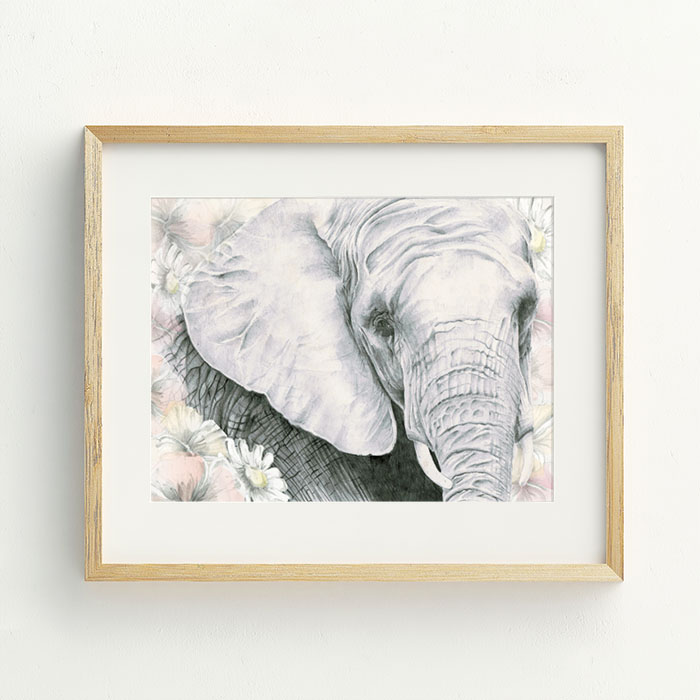 Gently Stronger Hand Drawn Illustration by Billie Hardy Creative