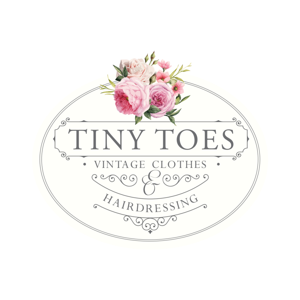 Vintage Business Logo Design by Graphic Designer Billie Hardy Creative
