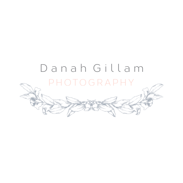 Bohemian Botanical Photography Business Logo Design by Tasmanian graphic designer Lara Hardy from Billie Hardy Creative