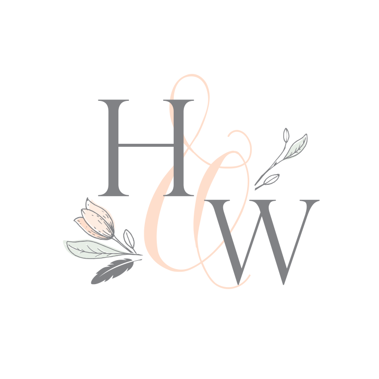 Bohemian Botanical Business Logo Design by Tasmanian graphic designer Lara Hardy from Billie Hardy Creative