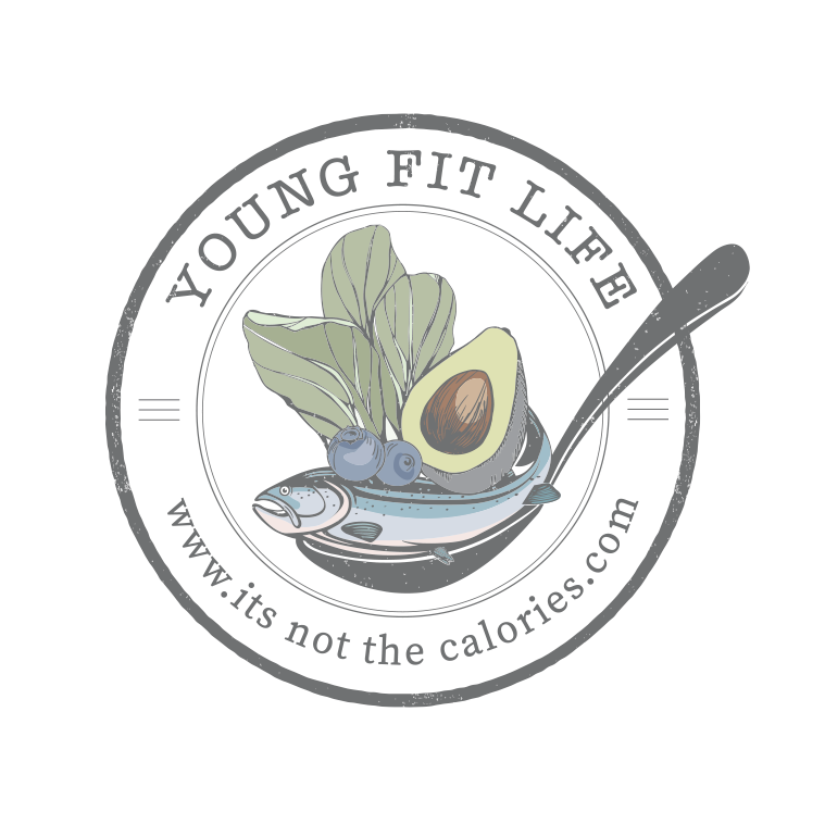 Healthy logo design by Tasmanian graphic designer Lara Hardy from Billie Hardy Creative